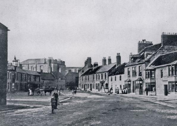 Tweedmouth West End